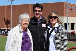 Joann, Mike & Priscilla Groh