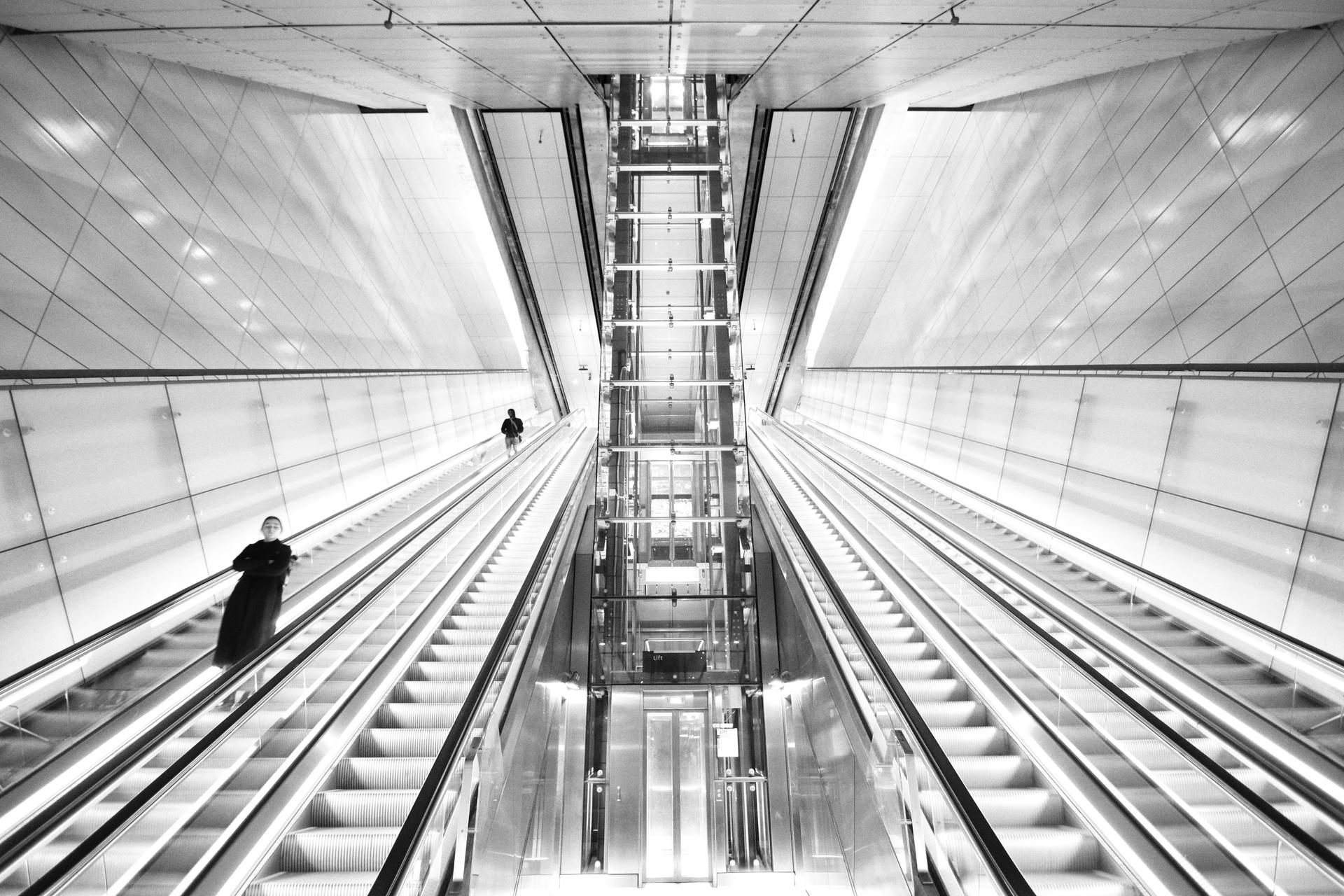 Amsterdam Subway