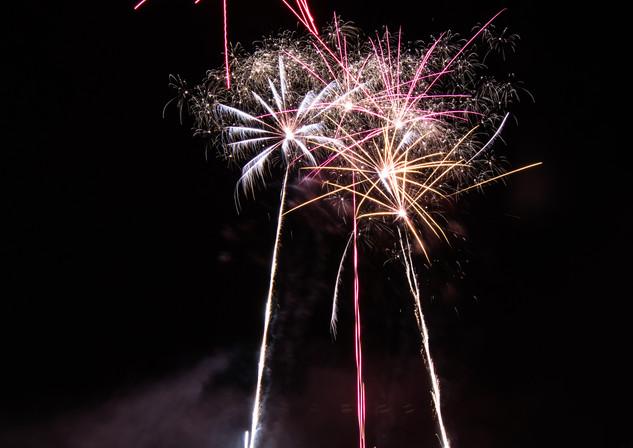 14 July - Fireworks