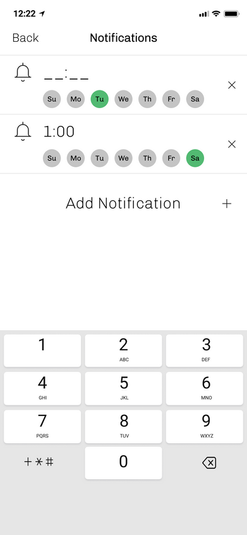 Customize when to receive the Scheduled Recommendations Bulletin
