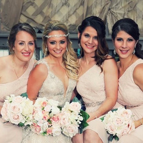 Love these beauties! Makeup by me except