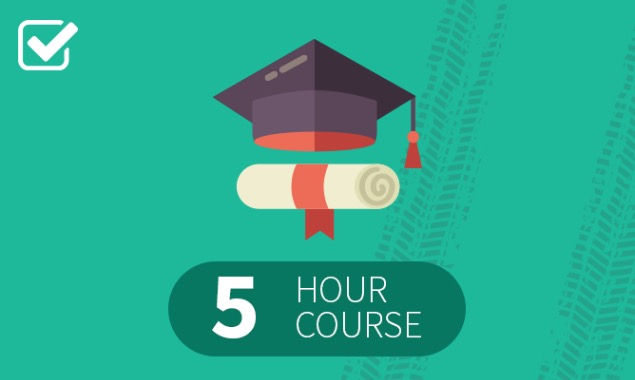 Online 5 Hour Pre-licensing Class