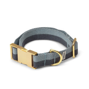 Halsband, Faded Blue - Warm Grey | Tadazhi