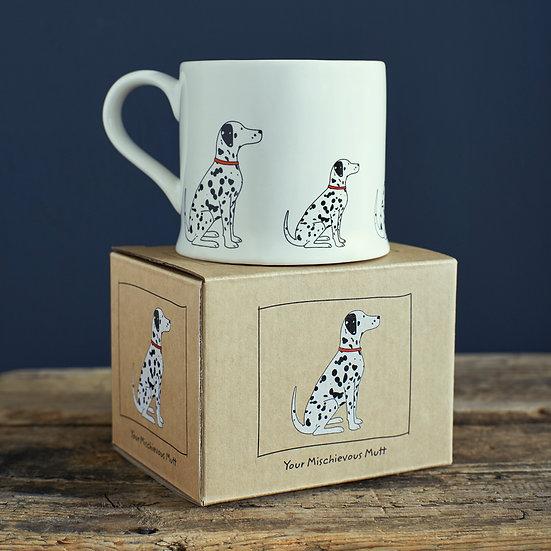 Hundetasse Dalmatiner  | Sweet William Designs