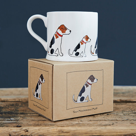 Hundetasse Jack Russell | Sweet William Designs