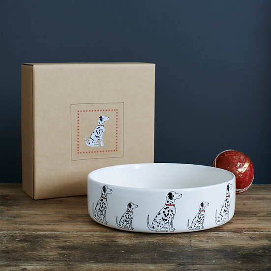 Hundenapf Dalmatiner  | Sweet William Designs