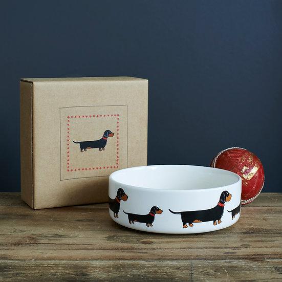 Hundenapf Dackel  | Sweet William Designs