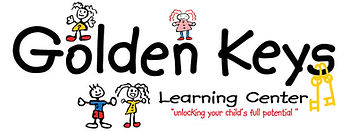 Golden Keys Learning Center Logo