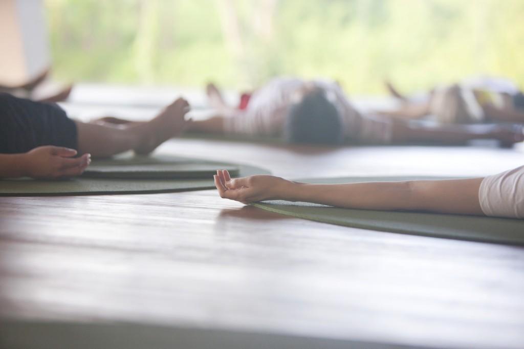Relax Zone y meditación