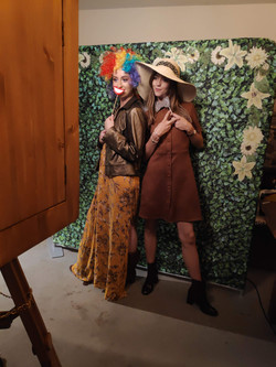 Event Occasions Vintage booth 24