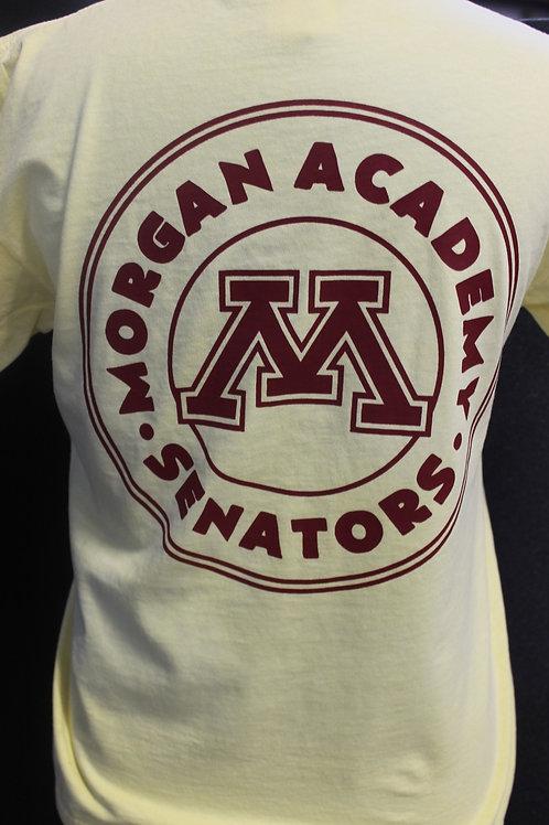 Comfort Colors ADULT Tshirt Morgan Logo