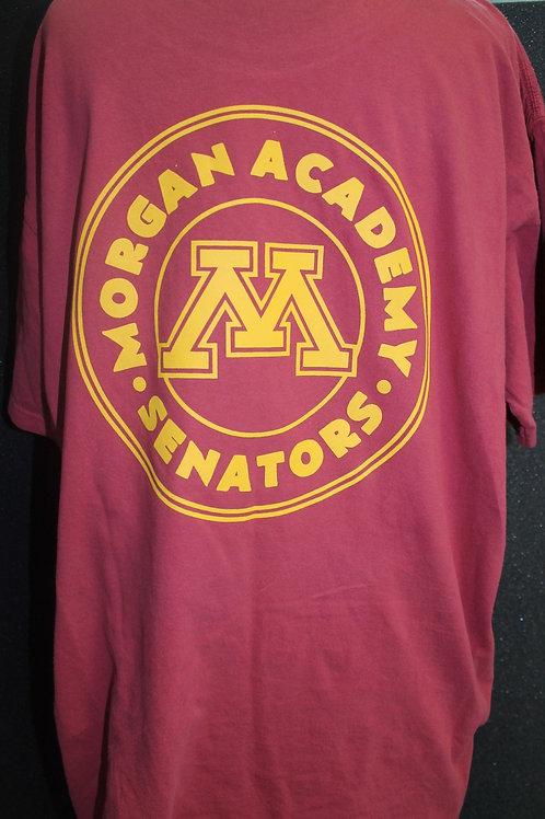 Comfort Colors YOUTH Tshirt Morgan Logo