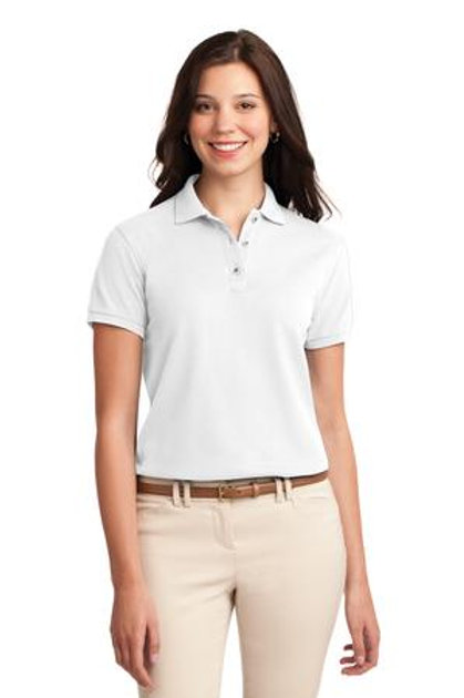 Uniform Ladies Silk Touch Polo Shirt