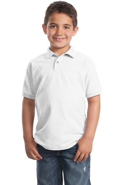 Uniform Youth Silk Touch Polo Shirt