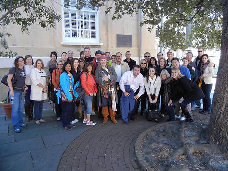 Group Tour in Charleston