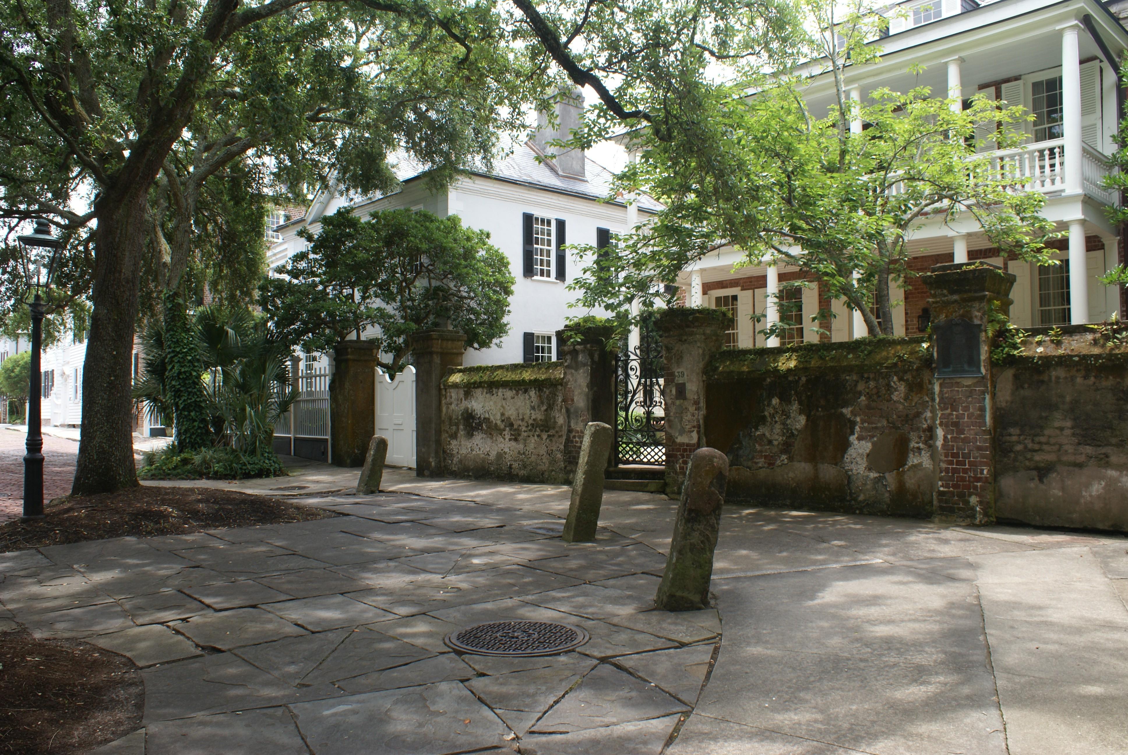 George Eveleigh House in Charleston