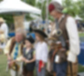 Charleston Pirate Tours at events