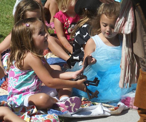 Charleston Pirate Tours summer camp program