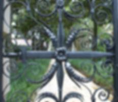 Sword Gate on Charleston Tour