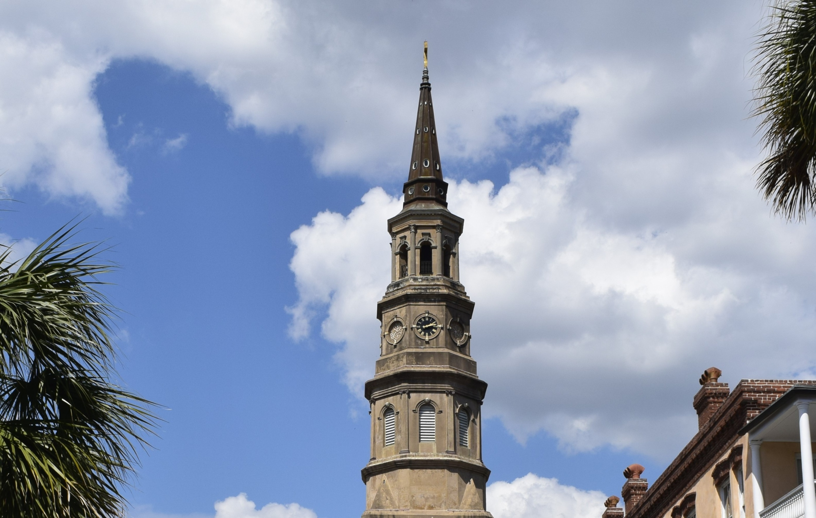 St. Philip's Church steeple