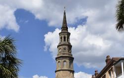 St. Philip's Church steeple