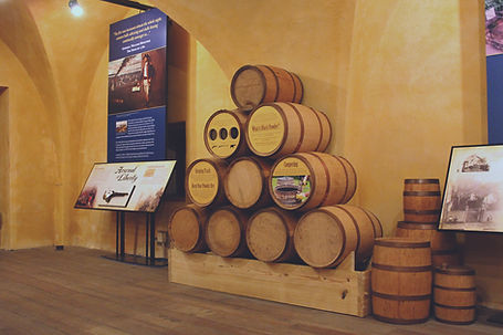 Charleston Pirate Tours includes admission to the Powder Magazine Museum fon all tours