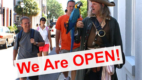 We Are Open and Touring Safely!