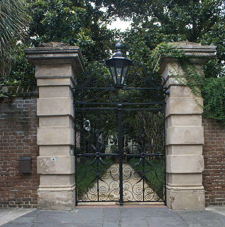 Sword Gate House in Charleston