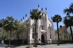 Huguenot Church in Charleston