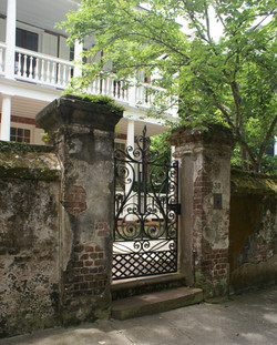 Pre-Revolutionary home in Charleston