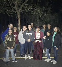 Private Charleston Ghost Tour