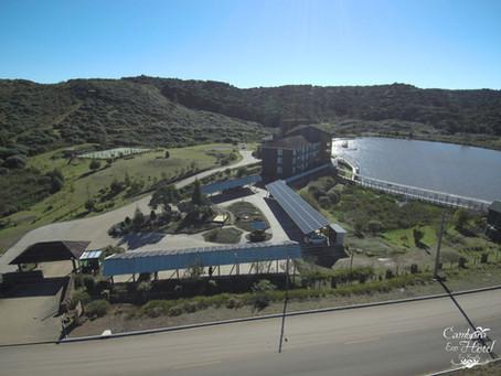 Cambará Eco Hotel completa dez anos