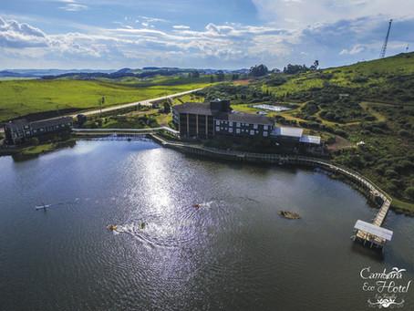 Cambará Eco Hotel comprometido com a redução de Carbono do Planeta