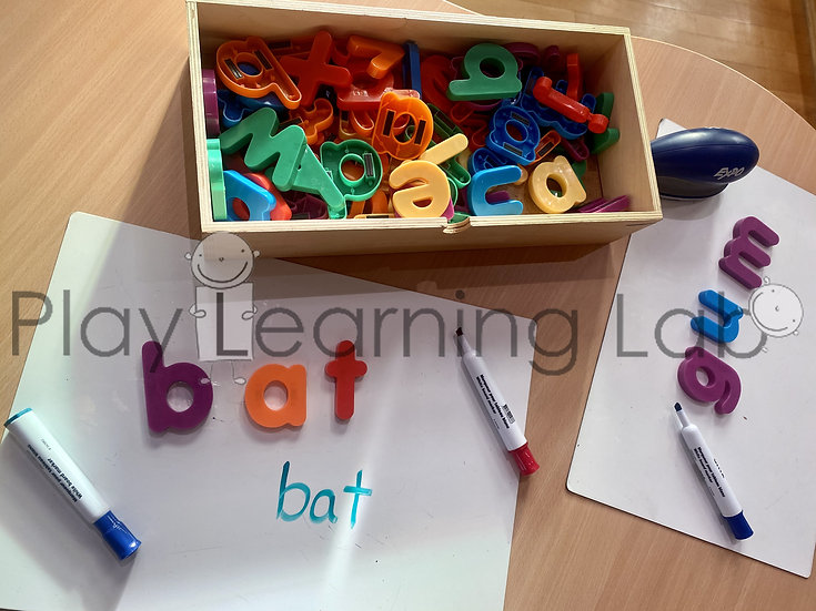 Sounding Out Letters