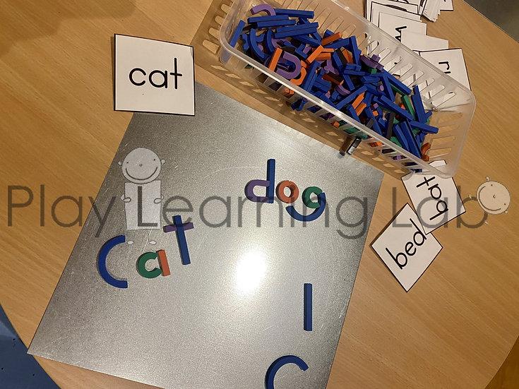 Letter Building Kit