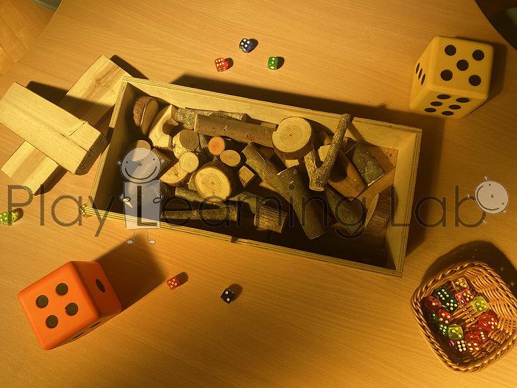 Blocks and Dice Free Play