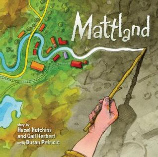 Front cover of a book title Mattland