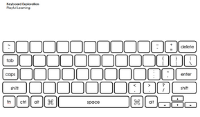 Keyboard Exploration