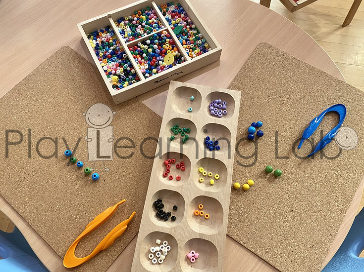 Sorting with Beads