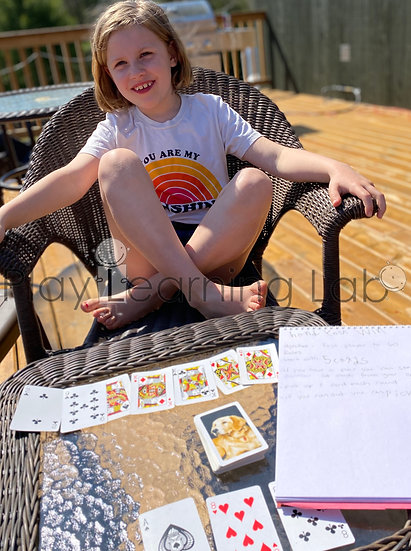 Make Your Own Card Game
