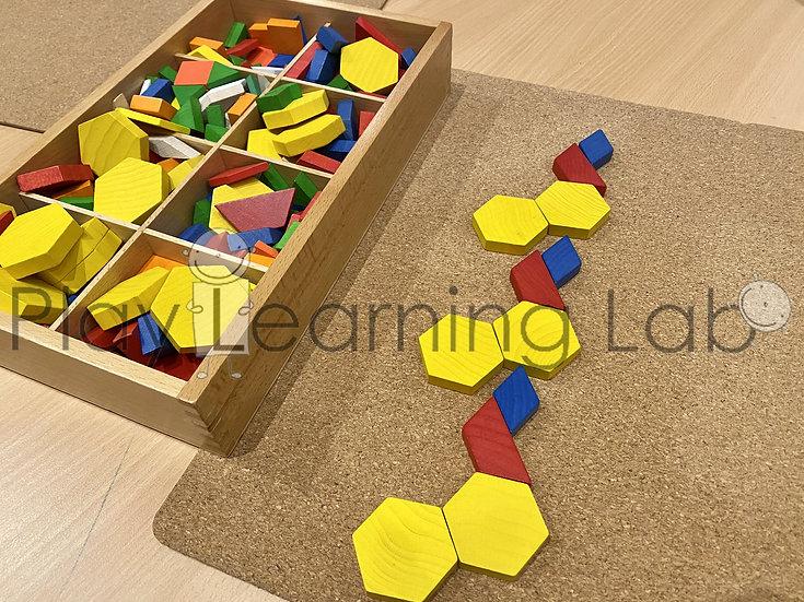 Patterning With Pattern Blocks