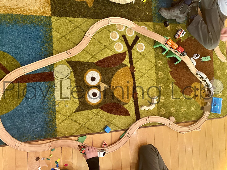Play with Train Tracks