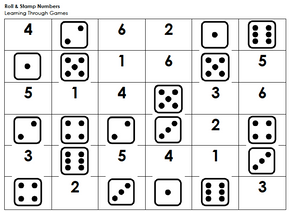 Roll & Stamp Numbers