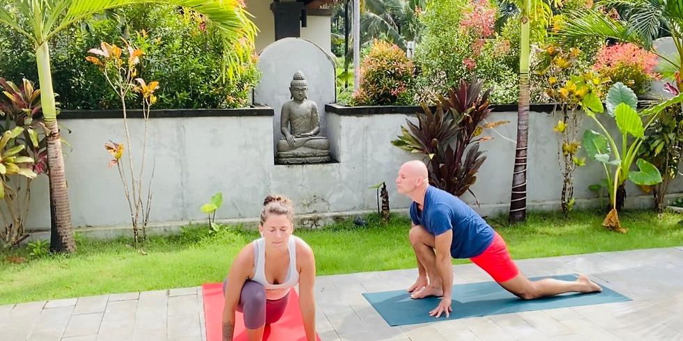 YOGA YIN YANG en direct de Bali