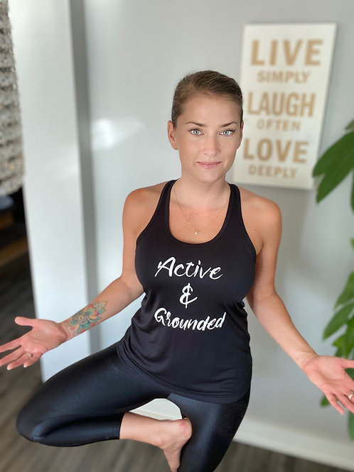 Camisole Active & Grounded - Femme