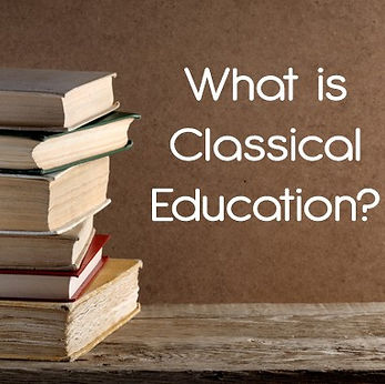 What is classical education?