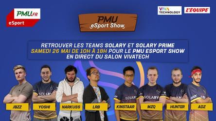 Fortnite PMU-Vivatech Show