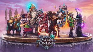 Pagan Online - Wargaming