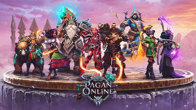 Pagan Online - Wargaming