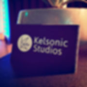 Kelsonic Studios Business Card
